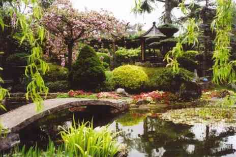 Pure Land Meditation Centre - Entry for two adults to the Pure Land Japanese Garden or two adults and two children  - Save 36%