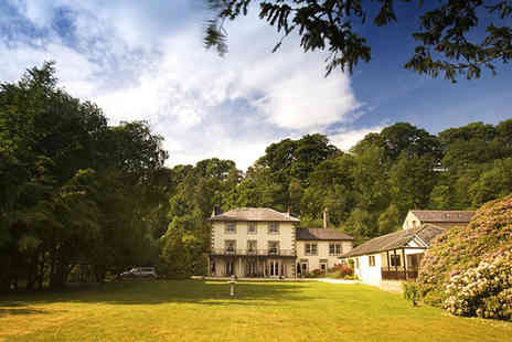 Lovelady Shield Country House Hotel -  One or Two night break for two including breakfast and dinner - Save 45%