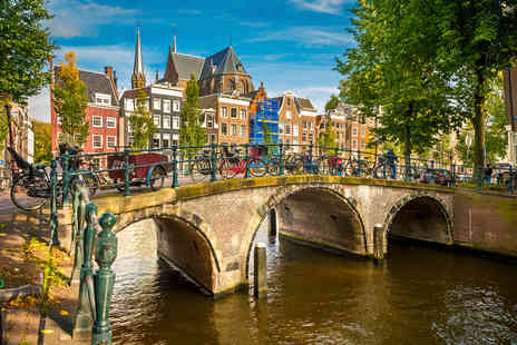 Coach Innovations - Amsterdam day trip with return coach and cross Channel ferry transfers from a choice of 10 locations - Save 37%