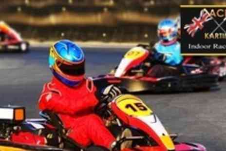 Ace Karting Plus - 60 Lap Go Karting Experience - Save 54%