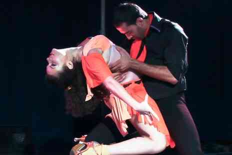 Latin8 Productions - Ten Latin Dance Classes with The Latin Collective - Save 68%