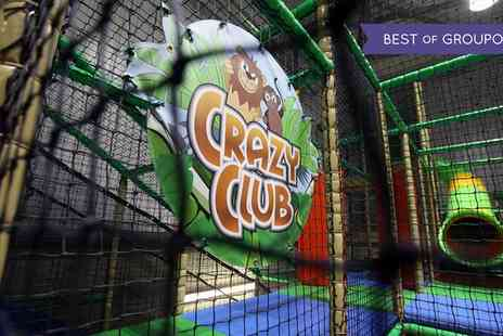Superbowl UK  - Soft Play Party for up to 10 Children - Save 42%