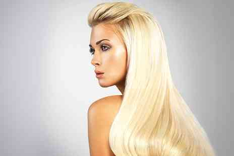 Salon Twenty One - Half Head of Highlights or Full-Head of Colour with Cut and Blow Dry  - Save 64%
