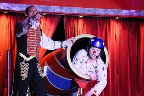 John Lawsons Circus - John Lawsons Circus One Ticket on 29 April to 2 May  - Save 14%