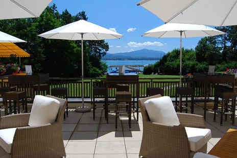 Hotel La Barcarolle - Four Star 7 nights Stay in a Superior Double Room with Balcony and Lake view - Save 32%
