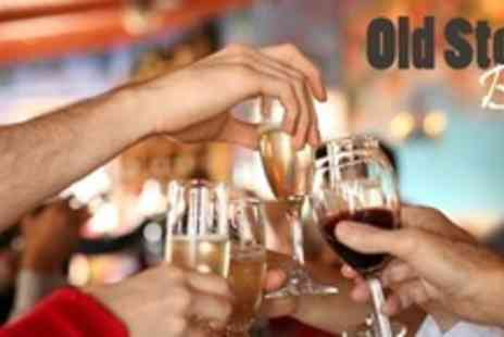 The Old Steps Bar - Private Venue Hire With Food For 20 - Save 63%