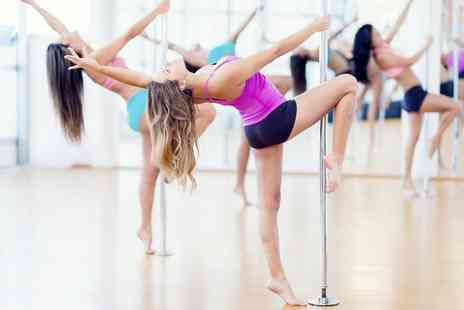 Pole Position Dance - Four Pole Dancing Lessons for One or Two - Save 67%