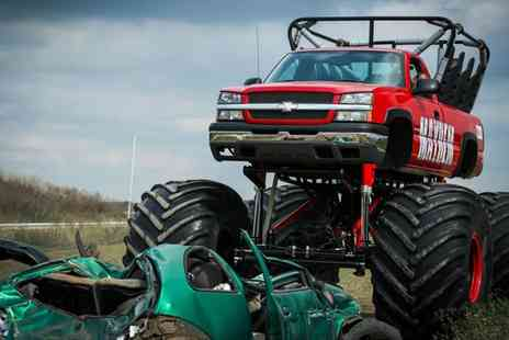 Wicked Adventures - Monster Truck and Car Crawling Experience - Save 52%