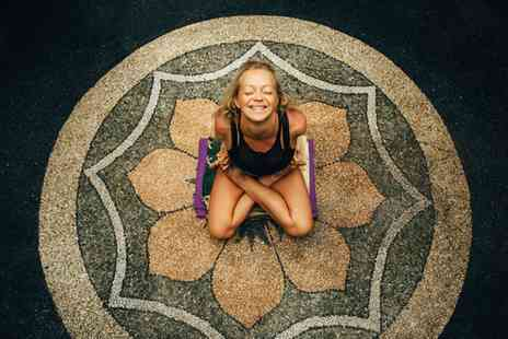 Free Soul Yoga - Five Yoga Classes for One or Two - Save 0%