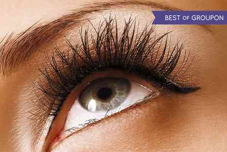 The Spa Boutique - Full Set of Individual Eyelash Extensions - Save 35%