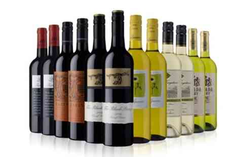 Sunday Times Wine Club - Sunday Times Wine Club: 12 Bottles of Red, White or Mixed Wine Plus Wine Club Membership - Save 58%
