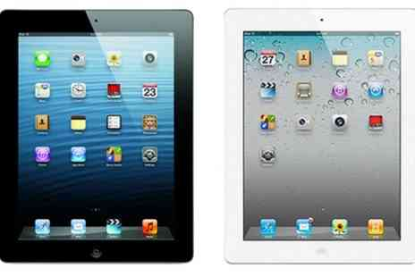 Wesellmac - Refurbished Apple iPad 4 16,32 ,64 and 128GB WiFi and 4G With Free Delivery - Save 0%