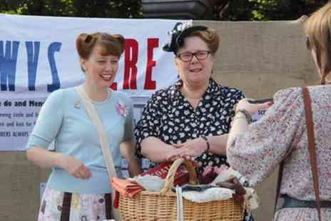 The Ironbridge Gorge - 1940s Night Blitz Hill Child, Adult or Family Entry on 18 June  - Save 39%
