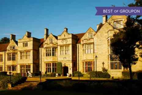 Redworth Hall Hotel - One or Two Nights Stay For Two With Breakfast, Dinner, Wine and Leisure Access - Save 0%