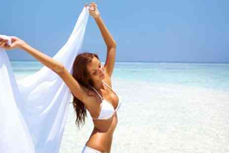 Yuu Beauty - Three IPL Hair Removal Sessions on a Choice of Area - Save 0%