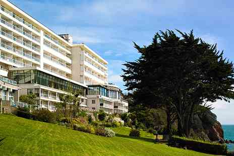 The Imperial Hotel -  Seaside Spa Day with Treatments & Lunch - Save 0%