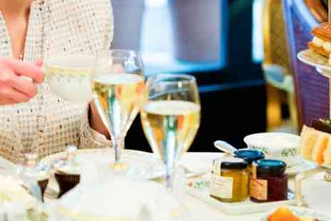 The Imperial Hotel -  Champagne Afternoon Tea & Spa Access for 2 - Save 36%