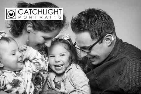 Catchlight Portraits - Family photoshoot & prints - Save 88%