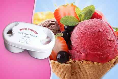 Jean Patrique - Ice cream maker - Save 75%