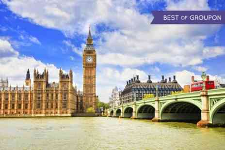 Britannia International Hotel London - One or Two Nights For Two With Breakfast, Wine and Leisure Access - Save 0%