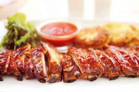 Moji Restaurant and Karaoke Bar - Two Course Chinese Meal for Two - Save 62%