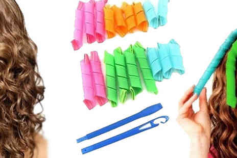 CheekyBox - Super Hair Curlers 18 Piece Set - Save 65%
