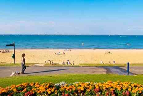 Royal Esplanade Hotel - Two Night Isle of Wight Stay with Dinner & Sea View Room - Save 45%