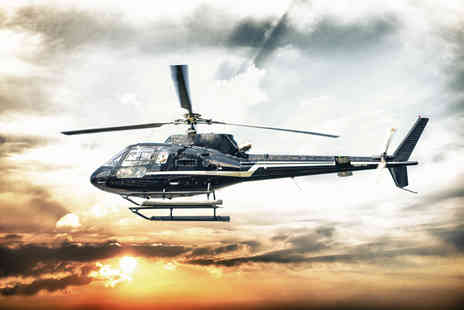 Activity Superstore - Buzz helicopter experience for two with Activity Superstore - Save 25%