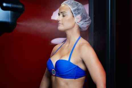 Ederra Hair & Beauty Salon - Spray Tanning Up to Three Sessions - Save 0%