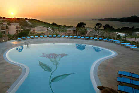 Hotel Marinedda Thalasso & Spa - Five Star 7 nights Stay in a Classic Sea View Room - Save 31%