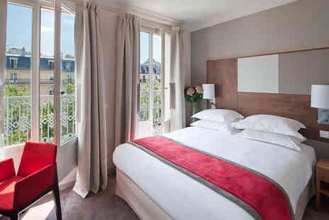 Hotel Le Tourville Eiffel - Four Star 4 nights Stay in an Executive Room - Save 70%