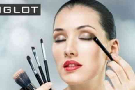 Inglot Aberdeen - Two Hour Make Up Class For One With Goody Bag - Save 60%