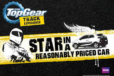 Top Gears - Top Gears Star in a Reasonably Priced Car with 2 hours Studio Time - Save 0%