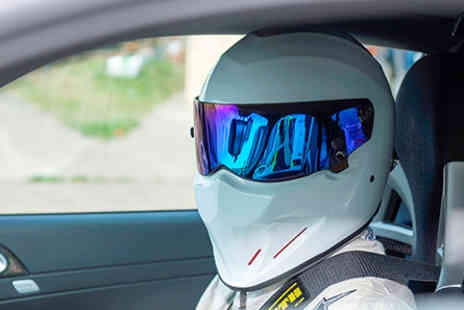 Top Gear - Hot Lap with The Stig plus 4x4 Off Road Drive at the Top Gear Test Track with 2 hours Studio Time - Save 0%