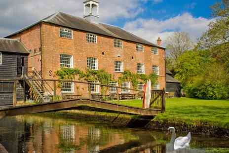 Whitchurch Silk Mill - Whitchurch Silk Mill Entry for 2 & Guidebook - Save 62%
