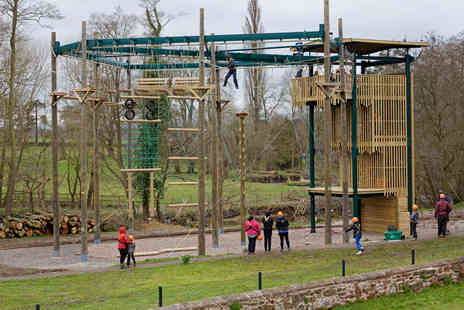 JCA Condover Hall - Three night family adventure break - Save 49%