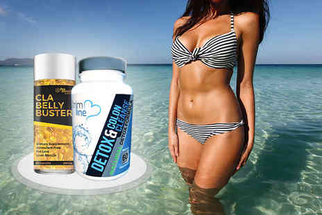 ProMuscle Products - Two month supply of CLA Belly Buster and capsules - Save 90%