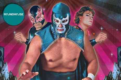 Roundhouse - Seated Ticket to see Lucha Future Wrestling on 25th or 26th June - Save 54%