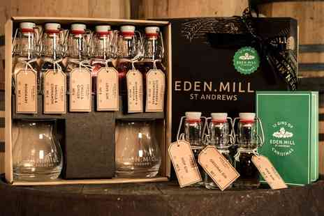 Eden Mill - Tutored Gin Tasting Session with Eden Mill Entry for Two - Save 0%