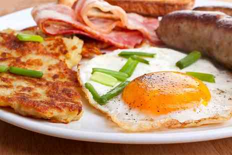 Ritas Bistro - Full Ulster Fry for One or Two - Save 0%