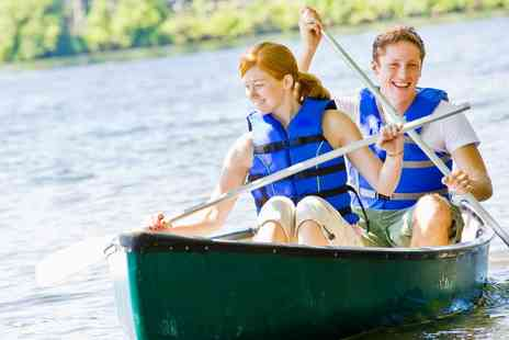 Hire a Canoe - River Wye Guided Canoe Tour or Stand Up Paddle Board for One or Two With Canoe Hire - Save 0%