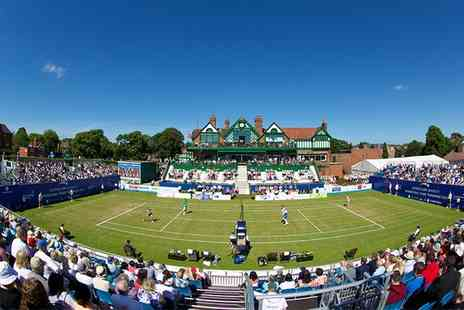 Liverpool Hope University - Liverpool International Tennis Tournament 2016 on 16 to 19 June  - Save 10%