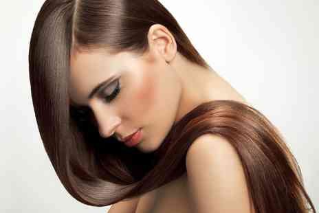 Strands Hair and Beauty - Brazilian Blow Dry With Optional Cut from Strands Hair and Beauty - Save 51%