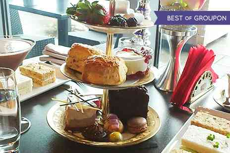 Banyan on the Thames - Afternoon Tea With Champagne For Two - Save 0%
