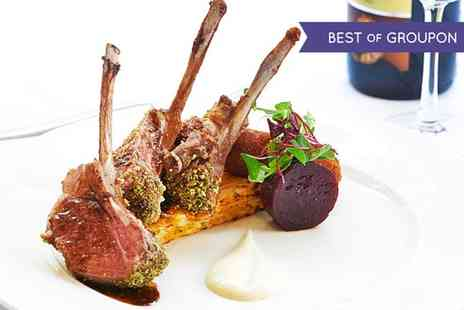 Tiger Green Restaurant - Three Course A La Carte Dinner with Champagne for Two or Fou - Save 46%