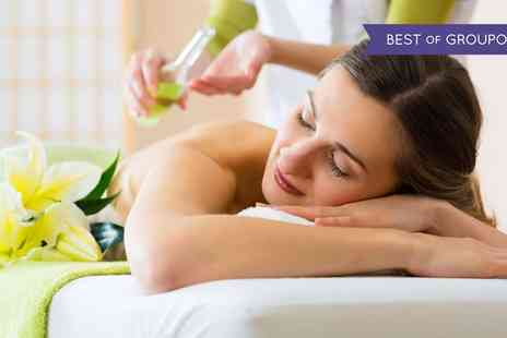 Hogs Back Hotel & Spa - Massage with Lunch and Leisure Facilities Access  - Save 0%