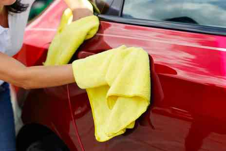 Car Cosmetics - Car Scratch and Paintwork Touch Up for One, Two or Four Panels - Save 0%