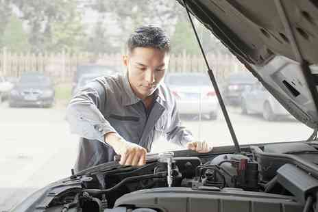 Ruffetts Auto Services - Mobile 54 Point Car Service with Oil and Filter Change - Save 58%
