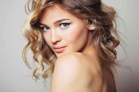 Brian Coombes Hairdressing - Wash, Cut and Blow Dry with Optional Half Head Highlights - Save 43%