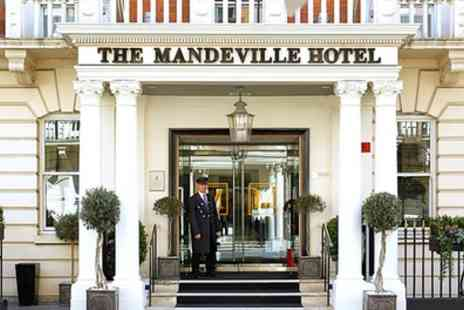 Mandeville Hotel - One Night Stay For 2 With Breakfast, Wine and Late Check Out or 1 to 3 Nights Plus Dinner - Save 0%